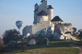 Katowice Atrakcja Lot balonem Sky Adventure