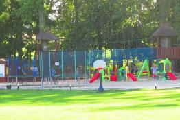 Wilkowice Atrakcja Park rozrywki Park Przygód i Atrakcji